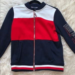 Tommy Hilfiger zip up sweatshirt
